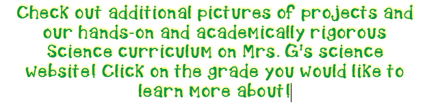 middle school science website
