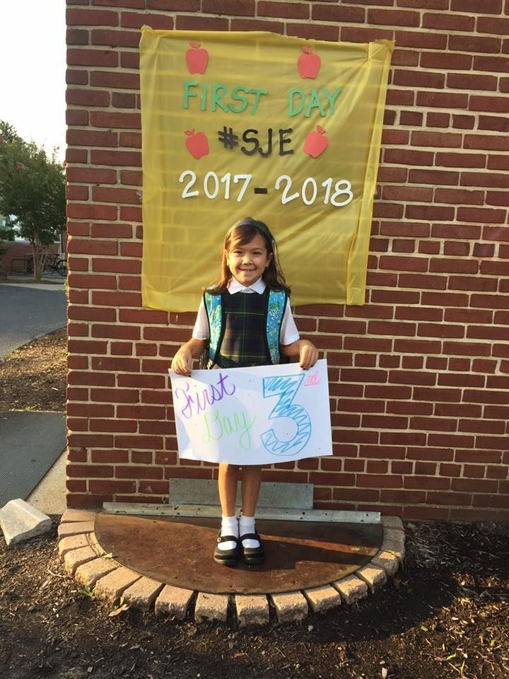 First Day of School 2017-1