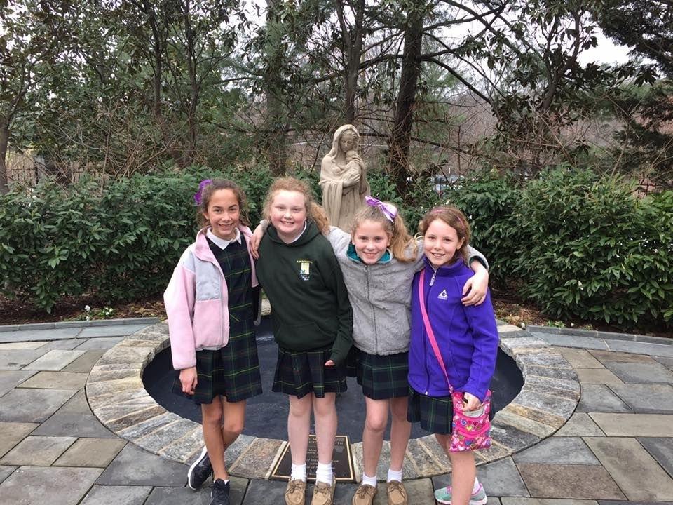 6th grade at the shrine 2016-17